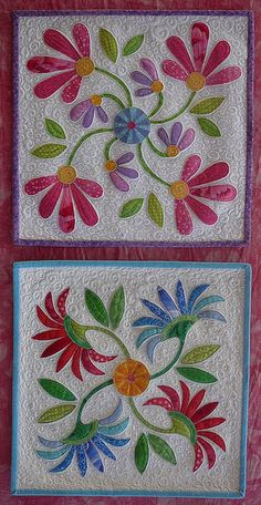 Pretty Applique--from mini_milly04---a Piece O' Cake Design