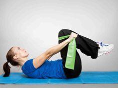 Suorat vatsalihakset Bean Bag Chair, Gym Bag, Wellness, Exercise, Workout, Health, Fitness, Sports, Ejercicio