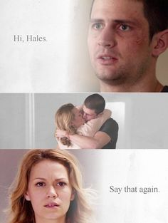 9x11 Naley reunited after Nathan was kidnapped