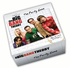 """The Big Bang Theory Party Game- {So now everyone can Get their """"Sheldon"""" on}   I love The Big Bang Theory Show, its so funny !!!"""