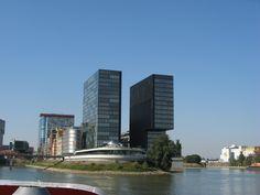 Hotel im Hafen