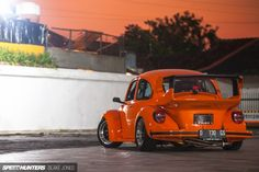 A Super Beetle That's Ready For Take Off - Speedhunters Custom Vw Bug, Volkswagen Beetle Vintage, Combi Wv, Vw Super Beetle, Hot Vw, Power Cars, Vw Cars, Cute Cars, Vw Beetles