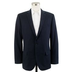 LUDLOW SUIT JACKET WITH CENTER VENT IN ITALIAN CHINO    $298.00 item 66267