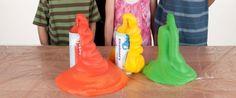 Projets de sciences faciles à réaliser avec des enfants explosion de pâte à dent