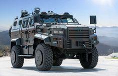 Nurol Makina armoured vehicles manufacturer producer Turkey