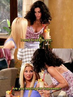 I love Monica's humidity hair