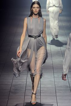 spring 2012 ready-to-wear  Lanvin