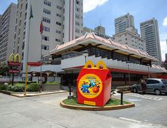 MC DONALD'S :: Happy Meal - Rio on Behance