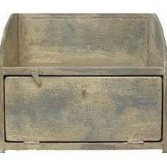 Bread Box -cupboard...