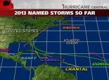 Hurricane Season Update: Humberto Falls Just Short of Hurricane Record - weather.com First Hurricane of the Atlantic Season
