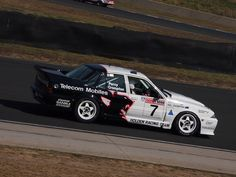 Win Percy/Neil Crompton - Holden VL Commodore SS Group A SV - 1989 Bathurst -HRT-  MCM 2013