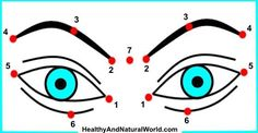 How to Improve Your Vision With Eye Exercises #improveeyevision #naturaleyeexercises
