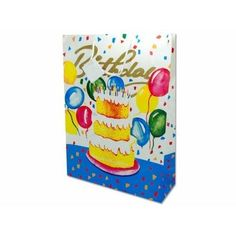 Now available on our store: bday xl gift bag .... Check it out here! http://merkantfy.com/products/u975-gl49124-bday-xl-gift-bag-1171-case-of-24?utm_campaign=social_autopilot&utm_source=pin&utm_medium=pin