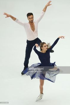 Gabriella and Guillaume