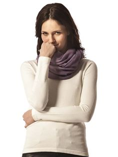 525 America Cotton Cashmere Infinity Scarf $98