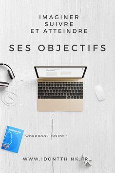 Je t'aide, grâce à un workbook à télécharger, à imaginer, suivre et atteindre tes objectifs. Que ce soit pour ton travail en Freelance ou non !