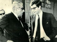 Aristotle Onassis - Αριστοτέλης Ωνάσης: Skorpios Island is sold - the end of Onassis dream? Ted Kennedy, Jacqueline Kennedy Onassis, Maria Callas, Christina Onassis, Celebrities Then And Now, Celebrity Deaths, Holiday Tops, Special People, Jfk