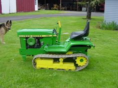 antique tractors - Bing Images  I'd even take one with tracks it wouldn't make much difference to me