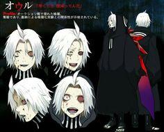 Tokyo Ghoul:re (anime) Seido Takizawa