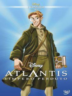 Atlantis - L'Impero Perduto (DVD NUOVO)