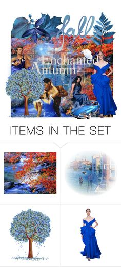 """""""📕Enchanted Autumn🍁Romance👫  🔎Mystery 👥 Intrigue"""" by tmcintyre ❤ liked on Polyvore featuring art"""
