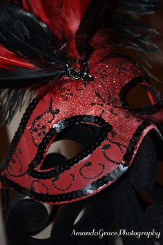 If i ever go to a Masquerade..