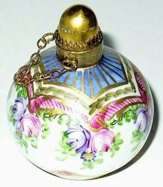 Vintage Limoges Perfume Bottle