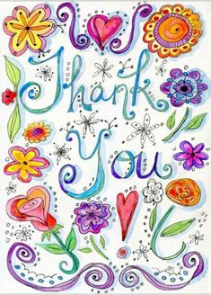 Thank U Cards, Thank You Greetings, Thank You Messages, Baie Dankie, Thank You Flowers, Thank You Images, You're Welcome, Cute Love Cartoons, Happy Paintings