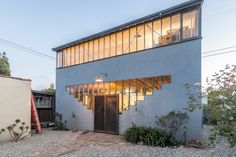 Casa en Princeton St. / Ruben S. Ojeda Architects + Koning Eizenberg Architecture