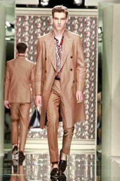 Classic - Ermenegildo Zegna Spring Summer Menswear 2013