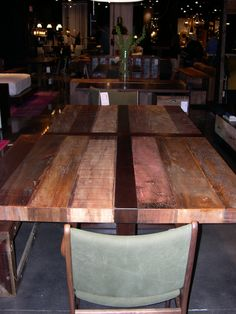 FourHands dining table.