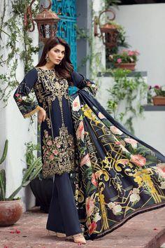 Black is always fav Punjabi Fashion, Pakistani Fashion Casual, Pakistani Outfits, Indian Outfits, Indian Fashion, Style Fashion, Stylish Tops, Stylish Dresses, Casual Dresses