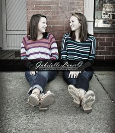 High School Seniors #BestFriends #Photography