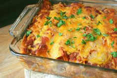Turkey Enchiladas #Turkey #Enchiladas