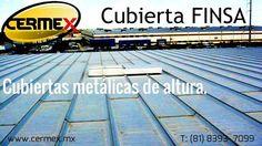 Cermex ofrece el diseño fabricación y montaje de estructuras metálicas ligeras y semi-pesadas atendiendo al mercado comercial e industrial en el área metropolitana de Monterrey con servicio y materiales de la más alta calidad. Estructuras - Techos - Muros - Fachadas - Elevadores - Puentes - Escaleras www.cermex.mx