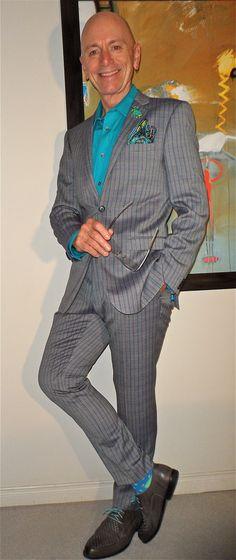 Moods of Norway suit, Calvin Klein shirt, Ben Sherman shoes…  #menstyle…
