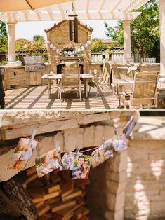 backyard bridal shower ideas
