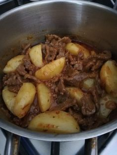 Saucy Steak & Potatoes recipe by Shaheema Khan posted on 14 Mar 2019 . Recipe has a rating of by 1 members and the recipe belongs in the Beef, Mutton, Steak recipes category Steak Recipes, Potato Recipes, Chopped Steak, Steak Potatoes, Peppermint Cheesecake, Food Categories, Main Meals, Food And Drink, Beef