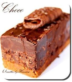 All choco . almost Le tout choco. Sweet Recipes, Cake Recipes, Dessert Recipes, Köstliche Desserts, Delicious Desserts, Chocolate Recipes, Love Food, Biscuits, Cupcake Cakes