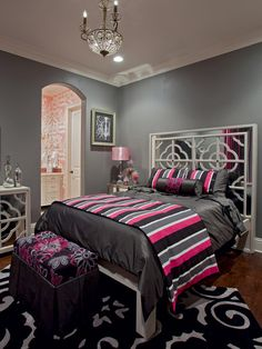 teenage bedroom sassy and sophisticated teen and tween bedroom ideas