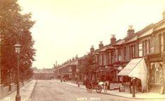Ady's Road, Peckham, 1915