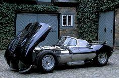 1957 Jaguar XK-SS - true beauty and racing legend,   Gentlemen's car