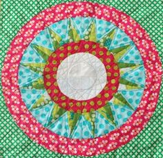 New York Beauty Quilt Along - Week 8 Block 4 - Sew Sweetness