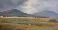 Landscape by Hannes Scholtz