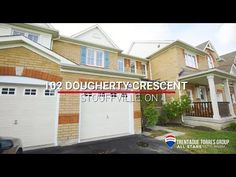 102 Dougherty Crescent, Stouffville Presented By The Trentadue Torres Group Townhouse, The Neighbourhood, Presents, Real Estate, Group, Outdoor Decor, Home, Favors, Real Estates