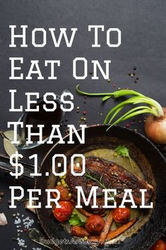 After reading our post about the budget for our family of reader Braden can't understand how we can possibly … Frugal Living Tips, Frugal Tips, Frugal Meals, Cheap Meals, Budget Meals, Food Budget, Cheap Food, Fast Meals, Monthly Budget