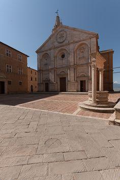 Cathedral of Pienza - Pienza (Siena), Tuscany, Italy