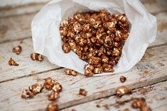 HEALTHY CHOCOLATE POPCORN                                                                                                                                                     Mehr