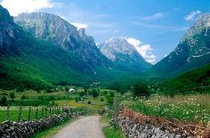 Prokletije, Valbona Valley National Park, Albania