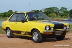 Chevette GP                                                                                                                                                                                 Mais